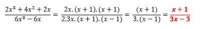 simplificación expresiones algebraicas YSTP