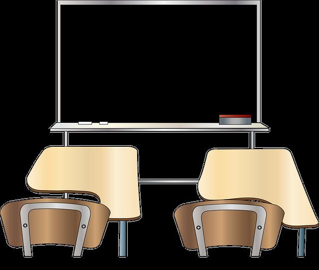 mesa y silla