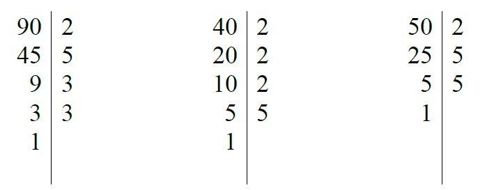 máximo común divisor problemas resueltos 2