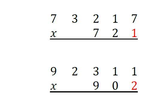 Sabes Cómo Se Resuelve La Multiplicación Por Tres Cifras Yo Soy Tu Profe