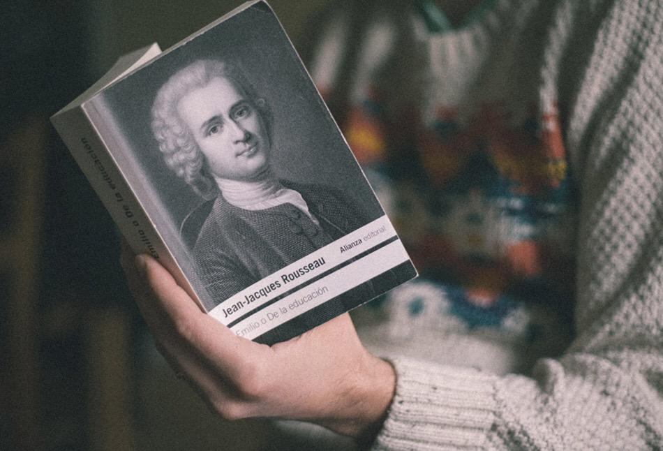 Emilio o De la educación una obra de Jean Jacques Rousseau - Yo ...