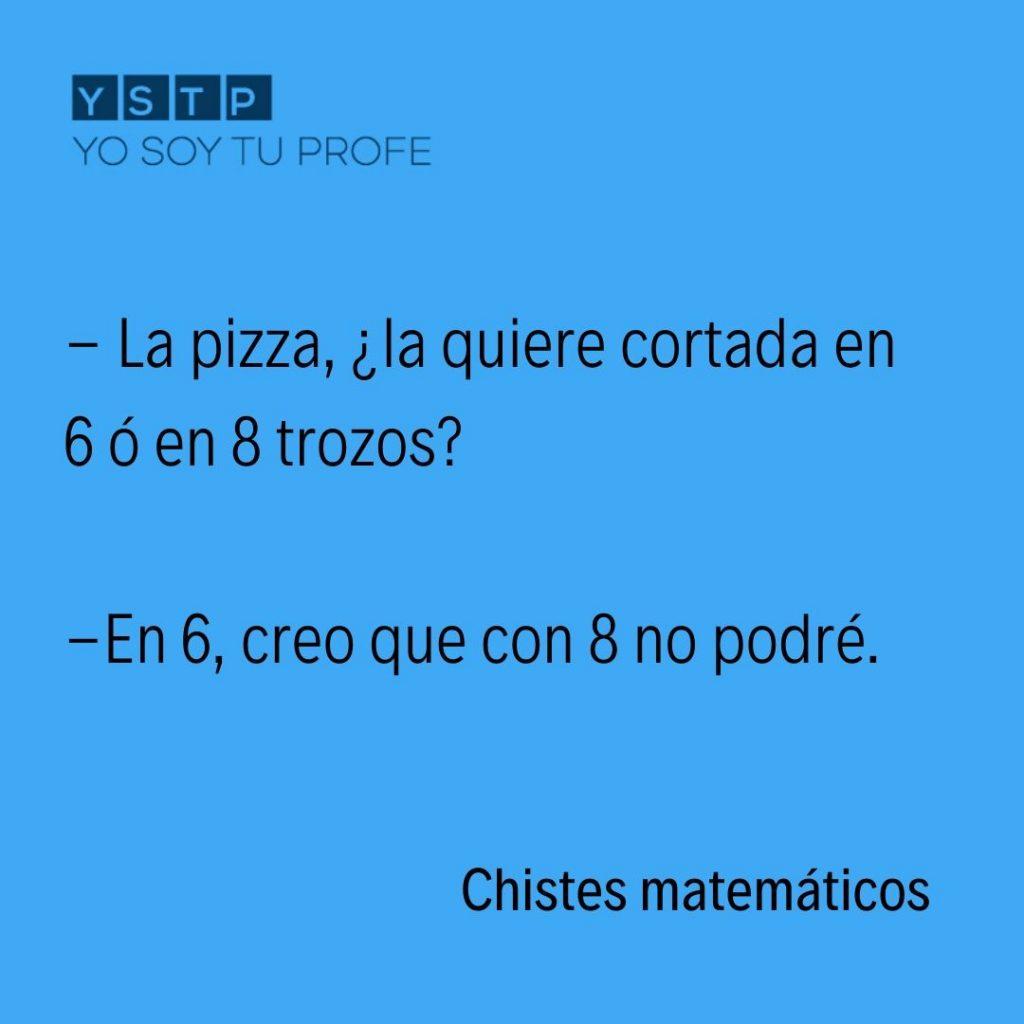 chistes matemáticos