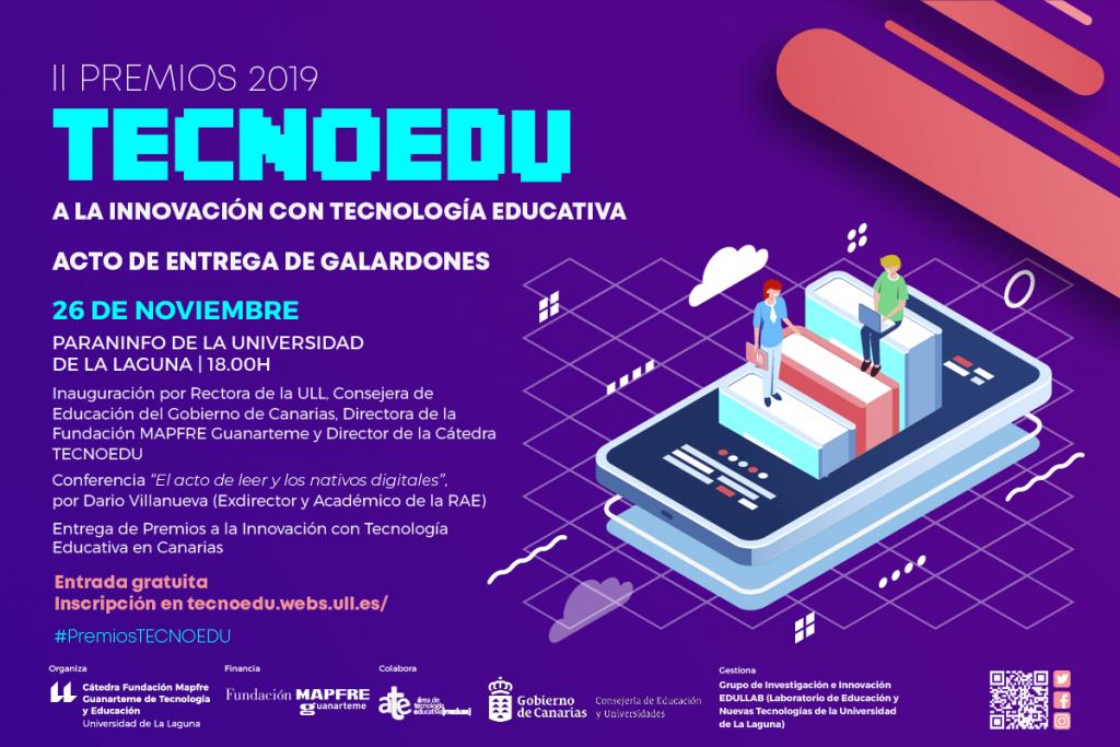 Premios TECNOEDU 2019