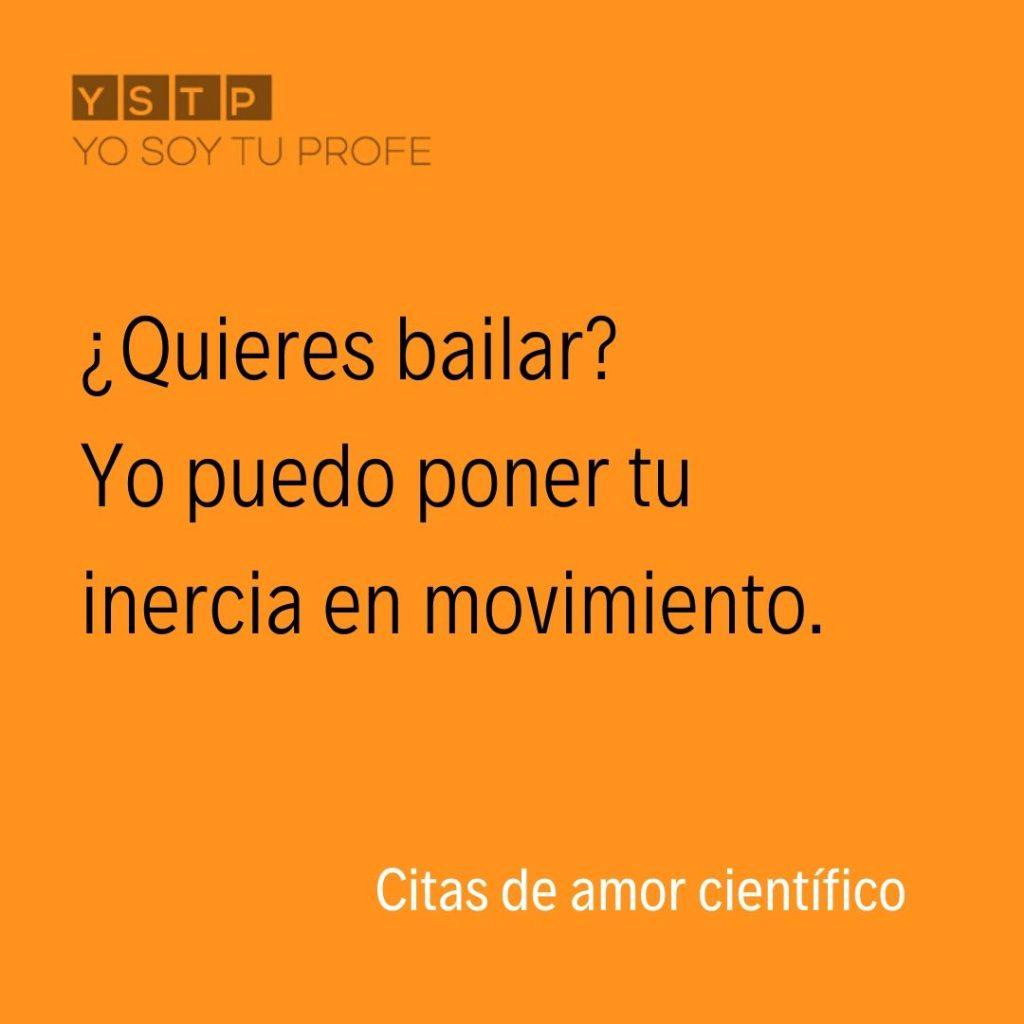 Citas de amor científico