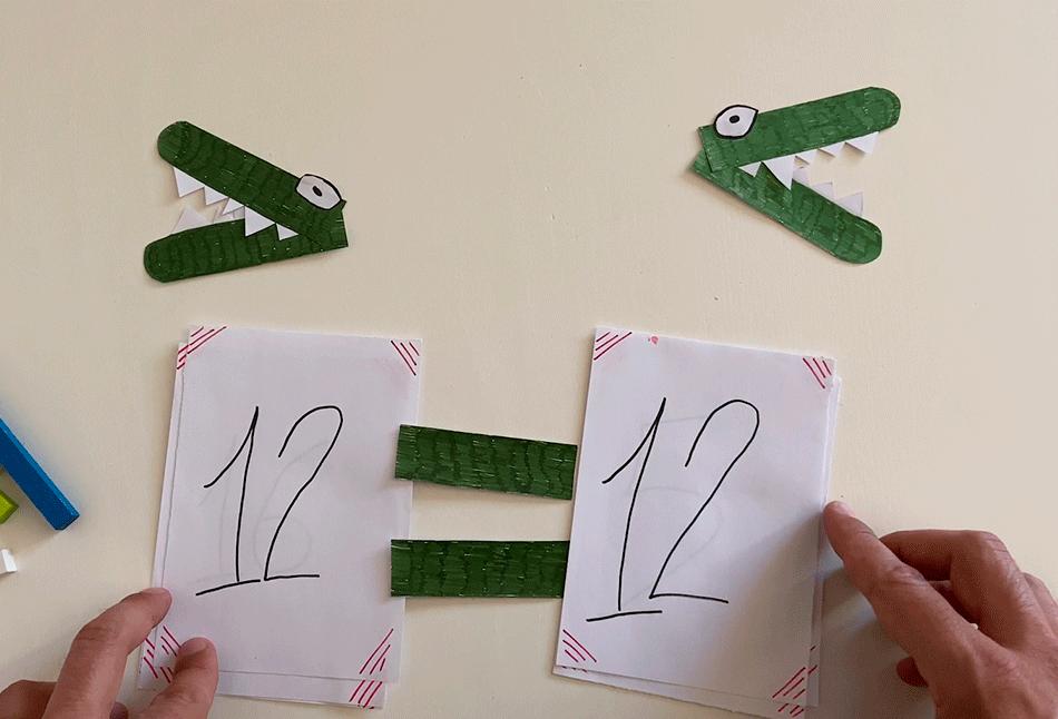 Cocodrilos matemáticos