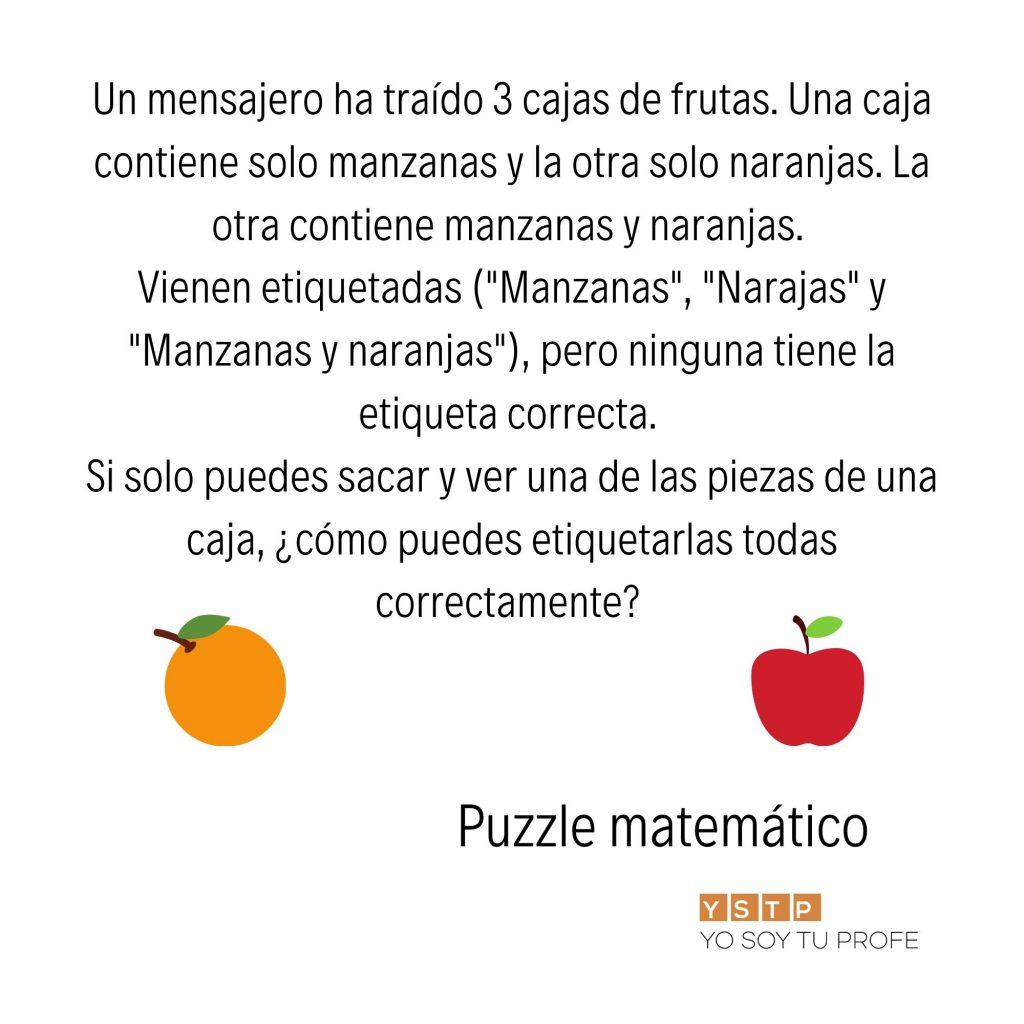 puzzles matemáticos