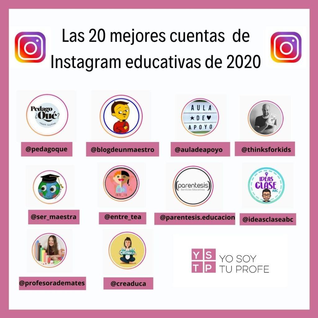 Instagram educativas
