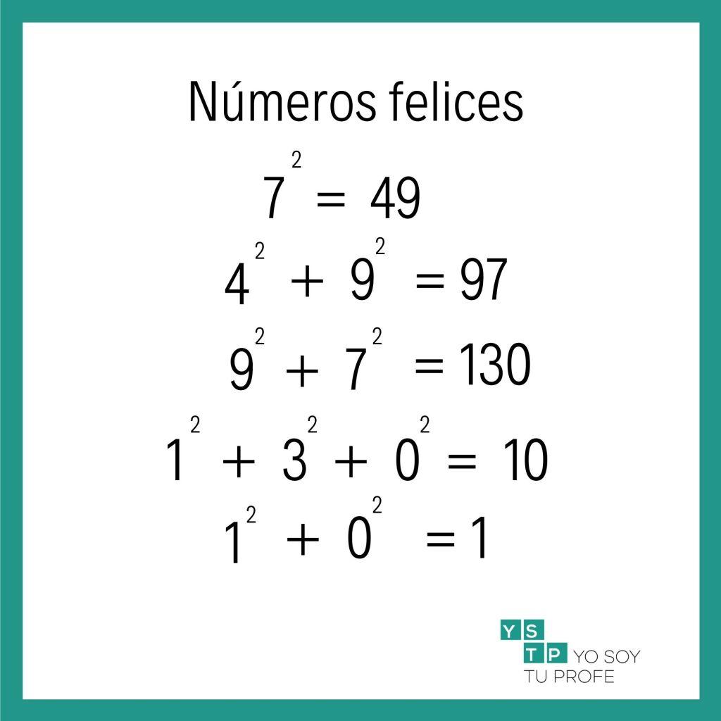 Números felices