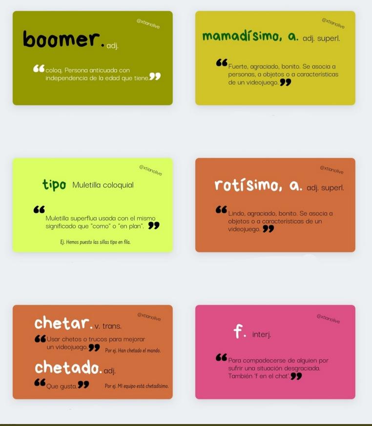 diccionario para boomers
