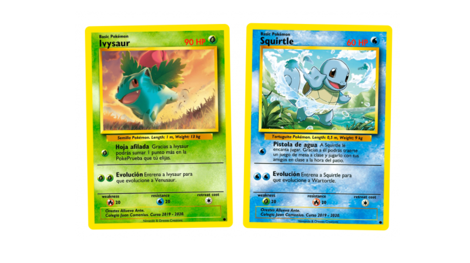 Pokémon y matemáticas